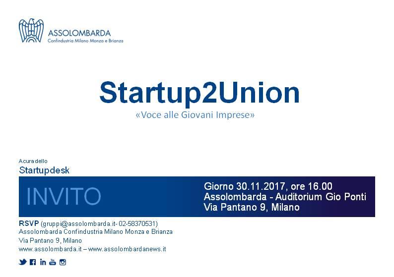 Startup2Union